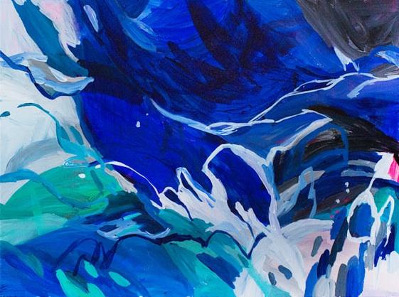 Skye Jefferys' work photographed by Peta Rudd, as seen on The Design Files.
